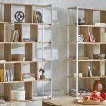Kelebek mobilya kitaplık modelleri rubi kitaplık