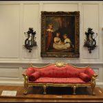 Antika klasik koltuk