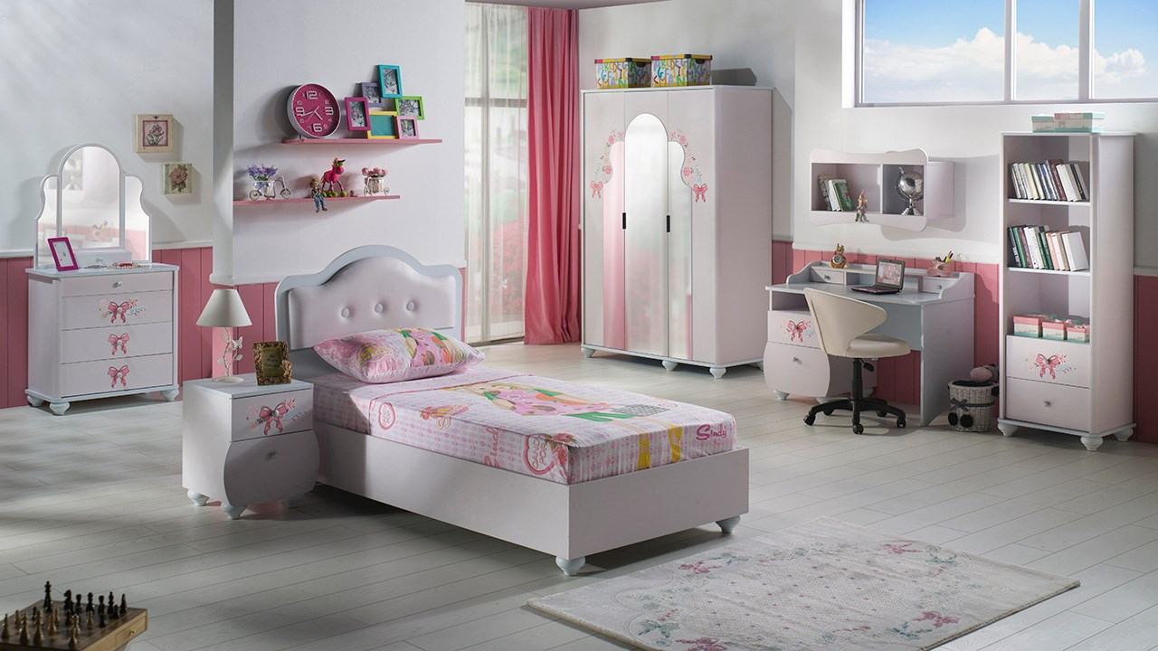 İstikbal genç odası modelleri sweety