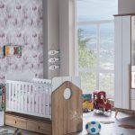 İstikbal mobilya bebek odası takımı santino