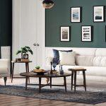 Enza mobilya koltuk takımı dekorasyonu rattan