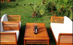 En dayanıklı bahçe mobilyaları
