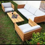 Yağmura dayanıklı bahçe mobilyası