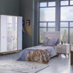 Bellona genç odası dekorasyonu mevanna