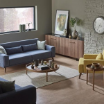 Kelebek mobilya modern koltuk takımları brando