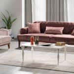Kilim mobilya salon takımı dekorasyonu akasya