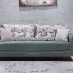 Bellona su yeşili kanepe belissa
