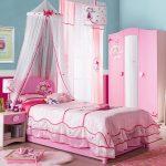 Çilek çocuk odası takımı princess
