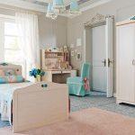 Çilek mobilya çocuk odası takımları flower