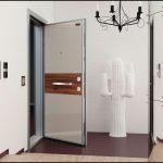 Güzel çelik kapı