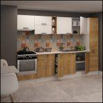Hazır mutfak mobilyaları