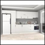 Hazır mutfak tasarımları