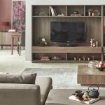 Doğtaş mobilya tv ünitesi modelleri marsala