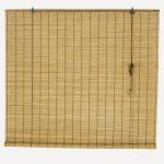 Koçtaş bambu stor perde modelleri ahşap