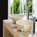 Koçtaş lavabo modelleri doğal taş