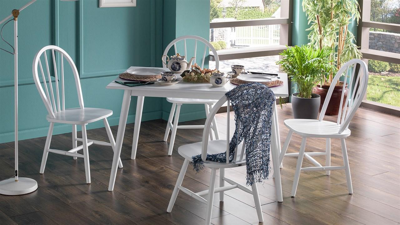 Mondi dream mutfak masa sandalye takımı