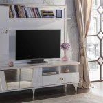 Bellona beyaz tv ünitesi modelleri vitella
