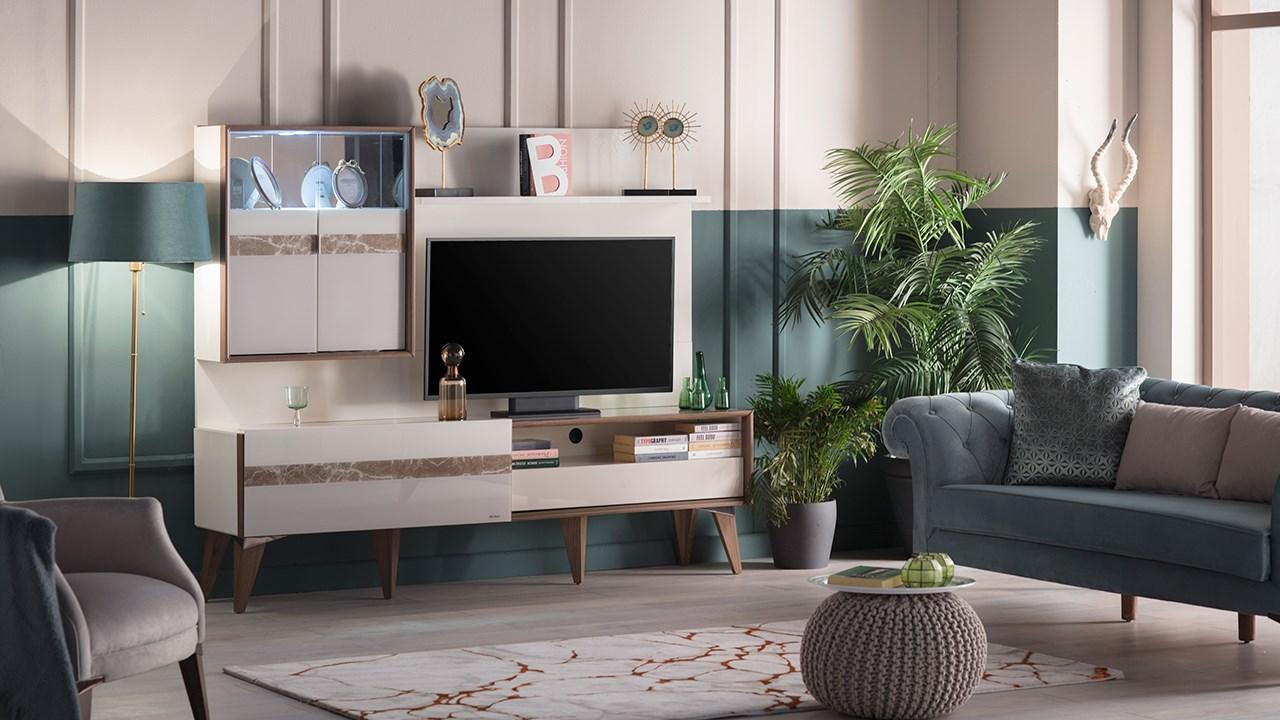İstikbal mobilya tv üniteleri scarlet