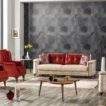 İpek mobilya klasik oturma grubu marcel