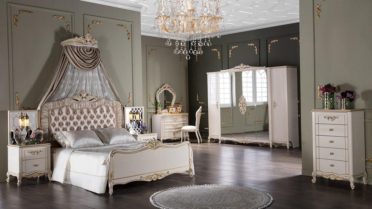 İstikbal klasik yatak odası modelleri gusto