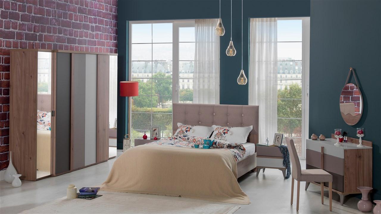 İstikbal yatak odası takımı modelleri krea