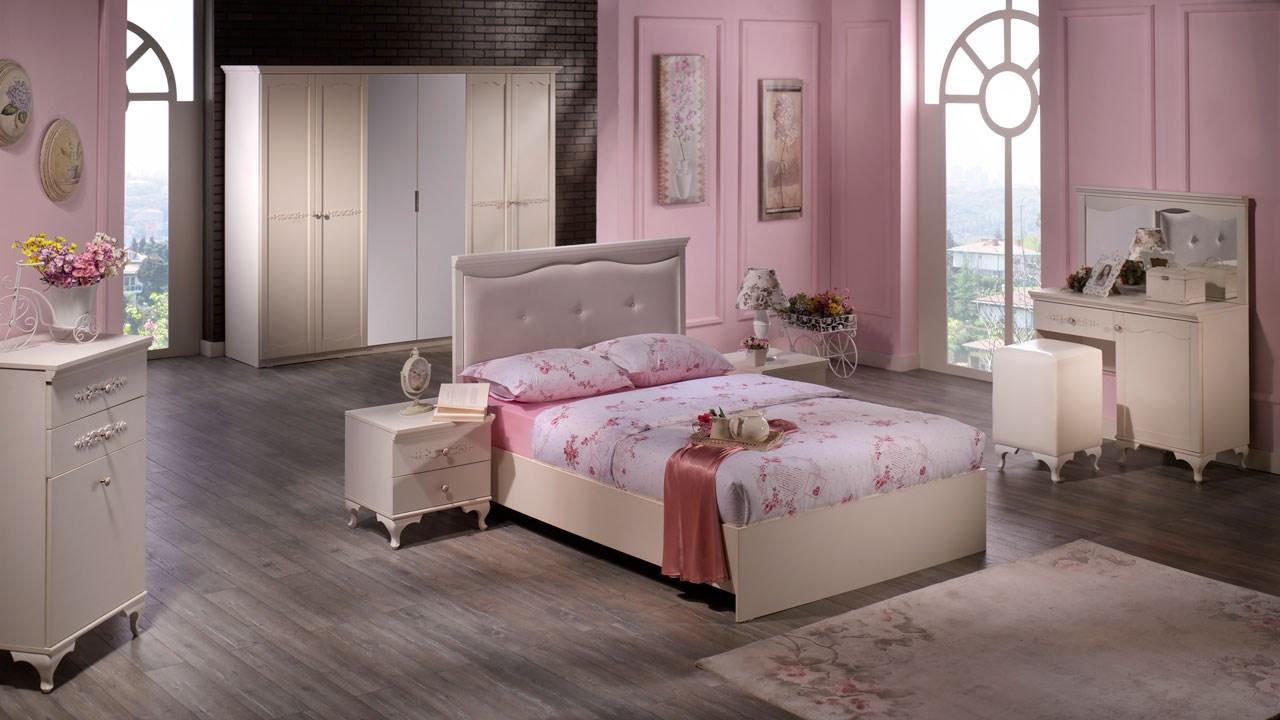 İstikbal yatak odası takımı modelleri perla