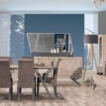 Kilim mobilya yemek odası dekorasyonu biga