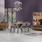 Kilim mobilya yemek odası dekorasyonu gediz kafkas