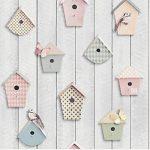 Koçtaş dekoratif duvar kağıdı modelleri pembe
