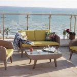 Bellona balkon koltukları merry