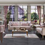 Bellona klasik koltuk takımı modelleri dekora