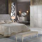 Bellona modern beyaz yatak odası modelleri   angel