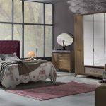 Bellona modern yatak odası takımı liona