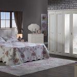 Bellona şık yatak odası modelleri sementa
