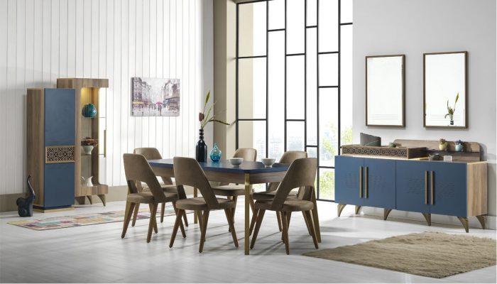 İpek mobilya yemek odası modelleri impala