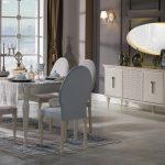 Bellona zarif yemek odası takımları angel
