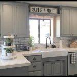 En güzel gri mutfak tasarımları