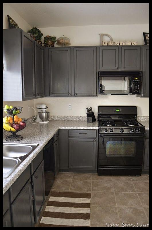Gri mutfak önerileri