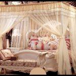 Klasik yatak cibinlik modelleri