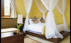 Yatak odaları için cibinlik modelleri
