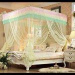 Yatak odası cibinlik tasarımları