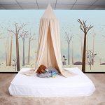 Yatak odası cibinlikler