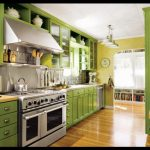 En güzel mutfak dolabı renkleri