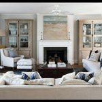 Lüks ev salon dizaynı