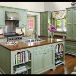 Yeşil mutfak dekorasyon önerileri