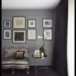 Mor yatak odası dizayn fikirleri