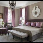 Mor yatak odası örnekleri