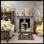 Oturma odası duvar dekorasyonu