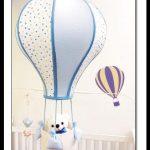 Bebek odası avize örnekleri