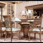 Klasik yemek odası tasarımları